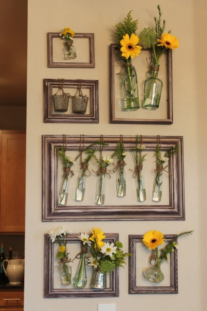 26 Stunning And Creative Ways To Use Old Picture Frames Around The Home