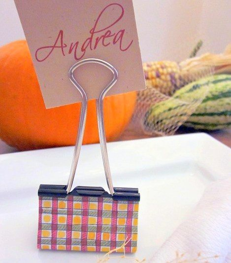 Binder Clips Aren't Just Meant For Paper. Here Are 17 Ways