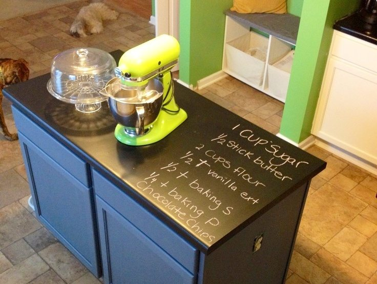 chalkboard-kitchen-countertop