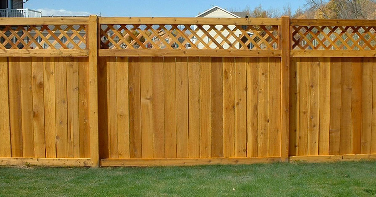 Fence Backyard freshen up your backyard fence with these ideas
