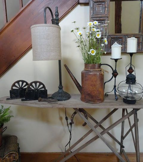 Awesome Ways To Repurpose An Old Ironing Board