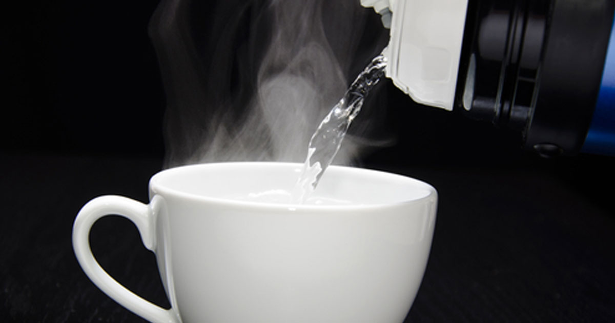 Image result for cup of hot water images