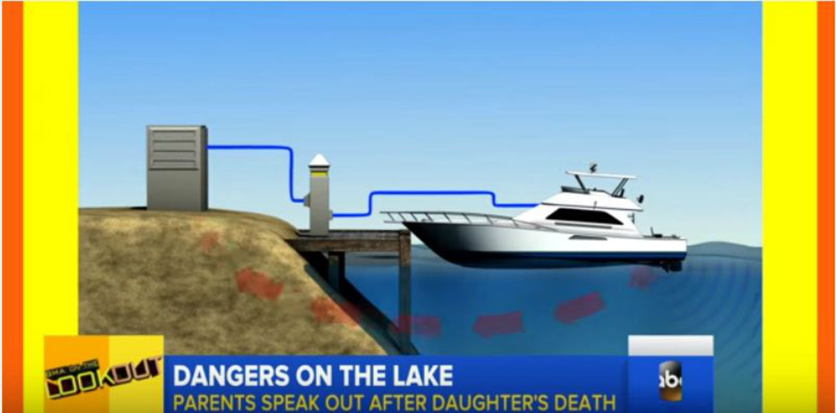 dangers of lake electricity - 4