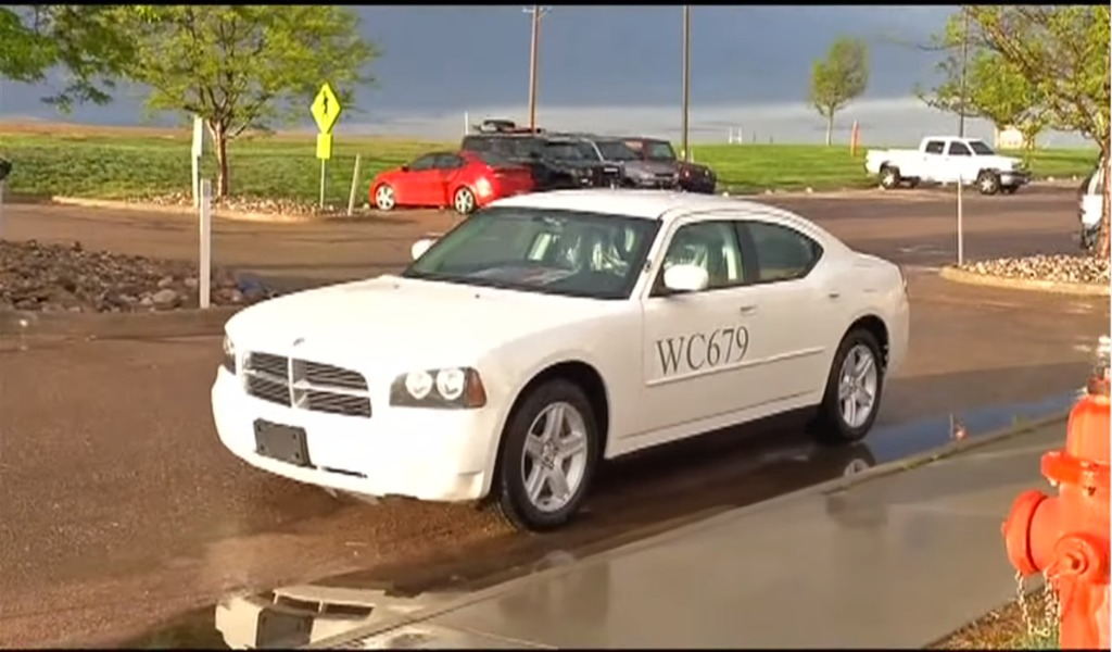 SON OF FALLEN OFFICER TO BUY HIS DAD'S SQUAD CAR - 2