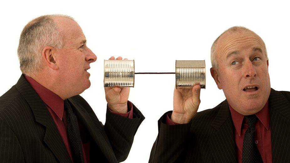 It turns out - people who talk to themselves arent crazy