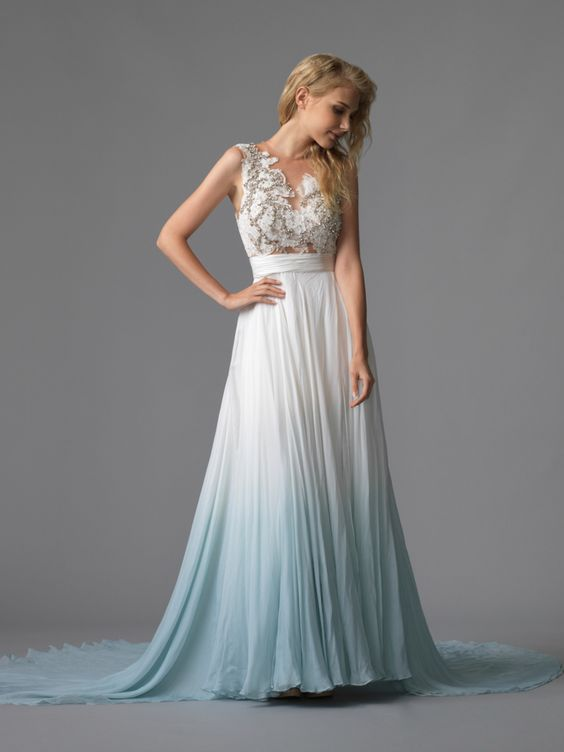 Places That Dye Wedding Dresses There S A New Dress Trend Taking The