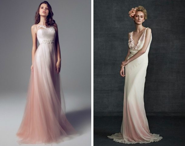 There\'s a new wedding dress trend that\'s taking over the Internet ...