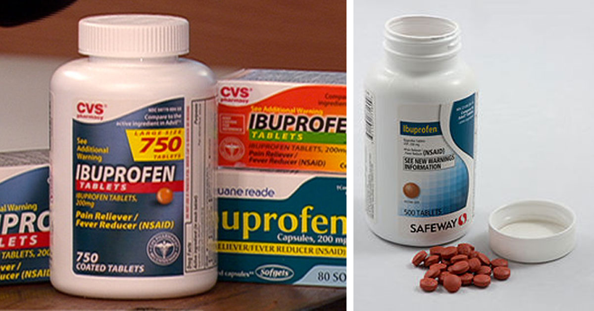 ibuprofen and acetaminophen essay