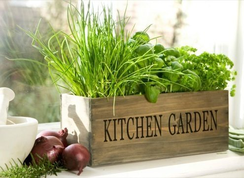 12 lovely indoor herb gardens that are perfect for any home 101
