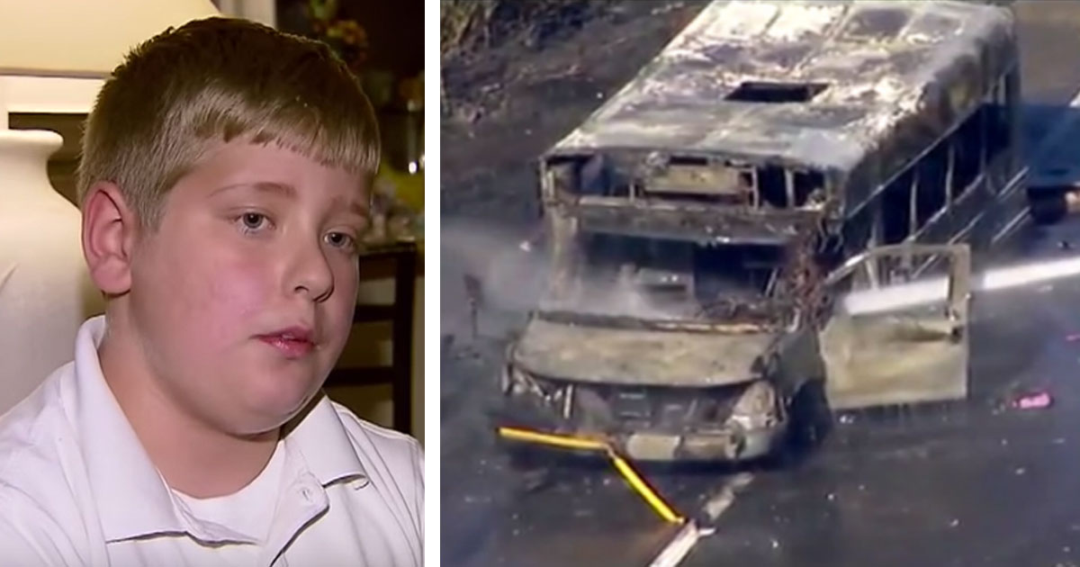 10_year_old_with_autism_saves_kids_from_bus_fire_featured
